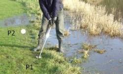 Oversvømmelser ved vandhazard
